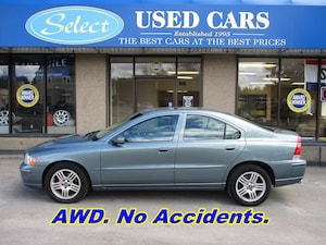 2005 Volvo S60 2.5T A AWD SR w/Premium Package