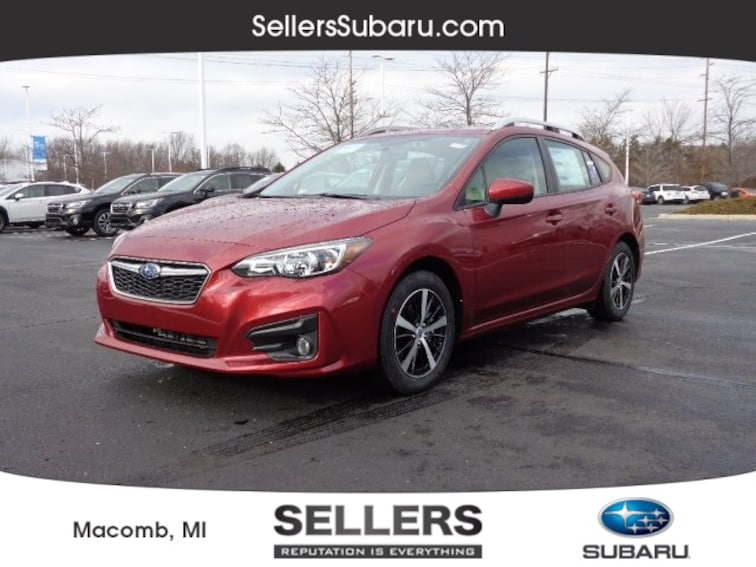 New 2019 Subaru Impreza 2.0i Premium 5-door in Macomb