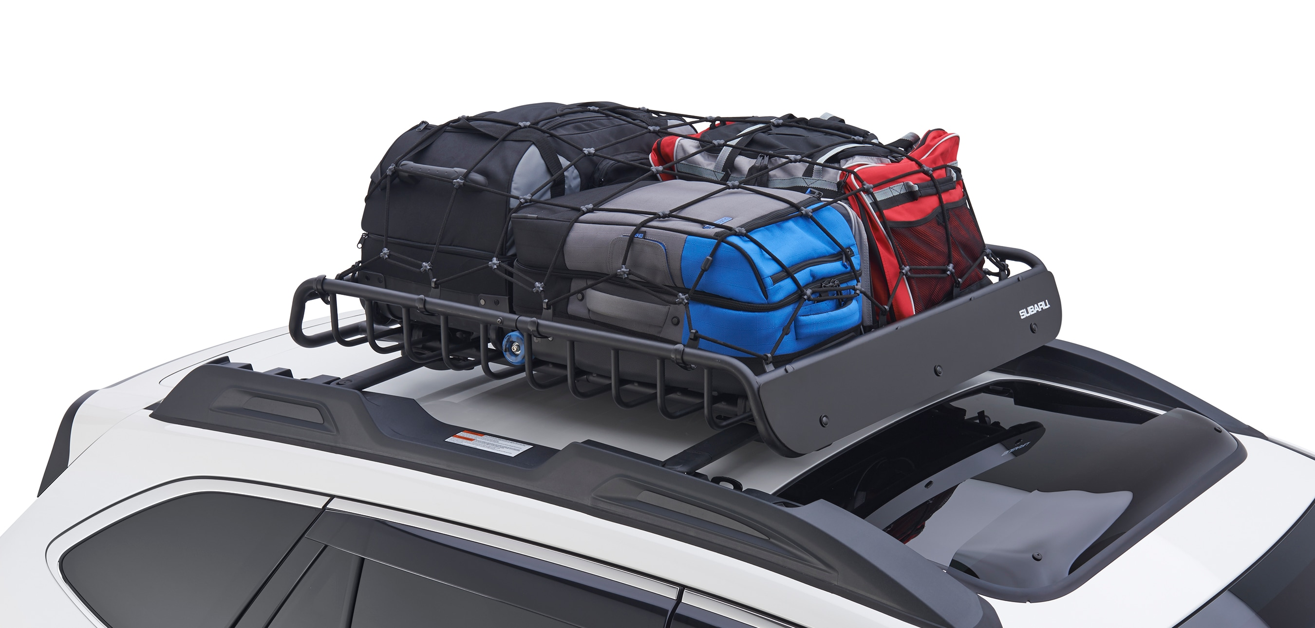 Order a Subaru Roof Cargo Basket at Seller Subaru