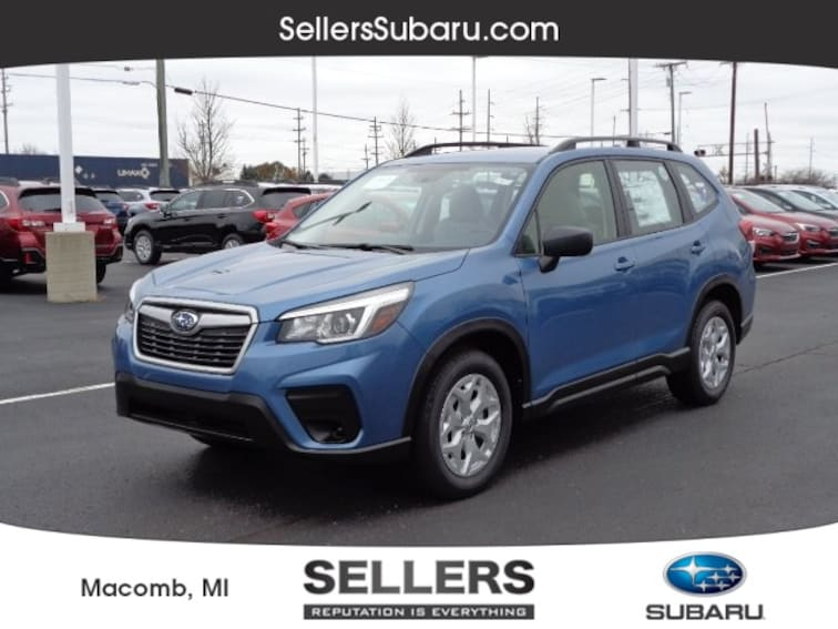 New 2019 Subaru Forester Standard SUV in Macomb
