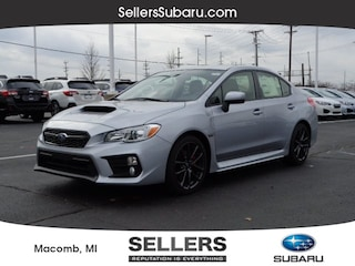 New 2019 Subaru WRX Premium Sedan Macomb, MI