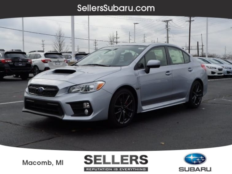 New 2019 Subaru WRX Premium Sedan in Macomb