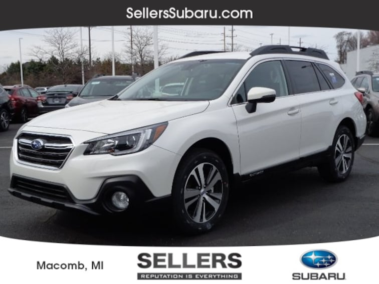 New 2019 Subaru Outback 2.5i Limited SUV in Macomb