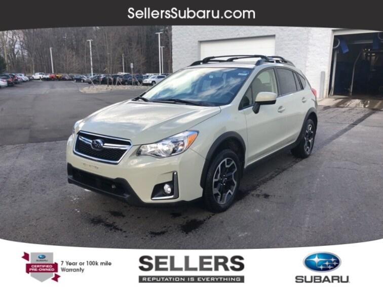 Used 2016 Subaru Crosstrek 2.0i Premium SUV Macomb