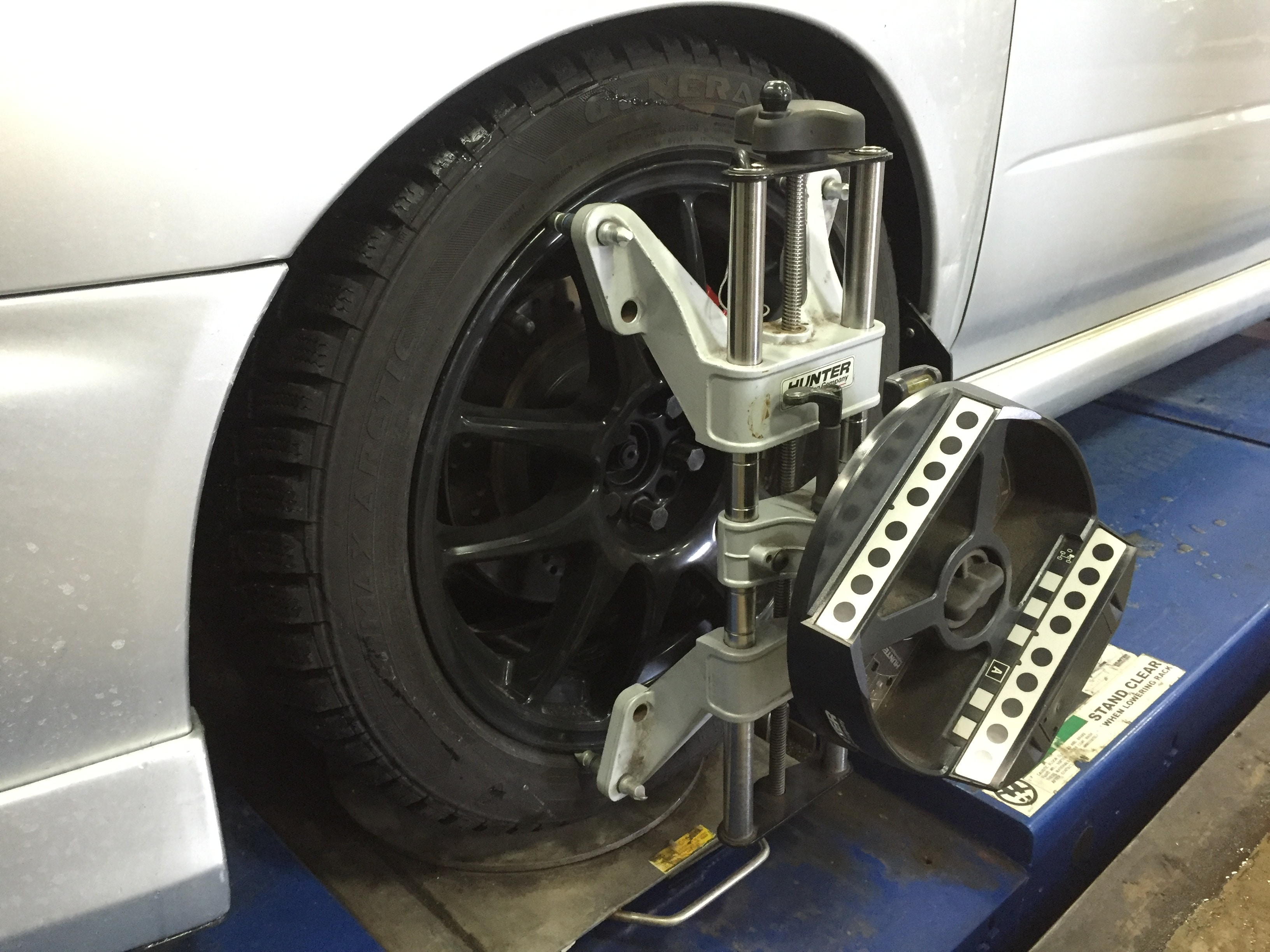 Wheel Alignment In Macomb Awd 4 Wheel Lowered Car Alignment