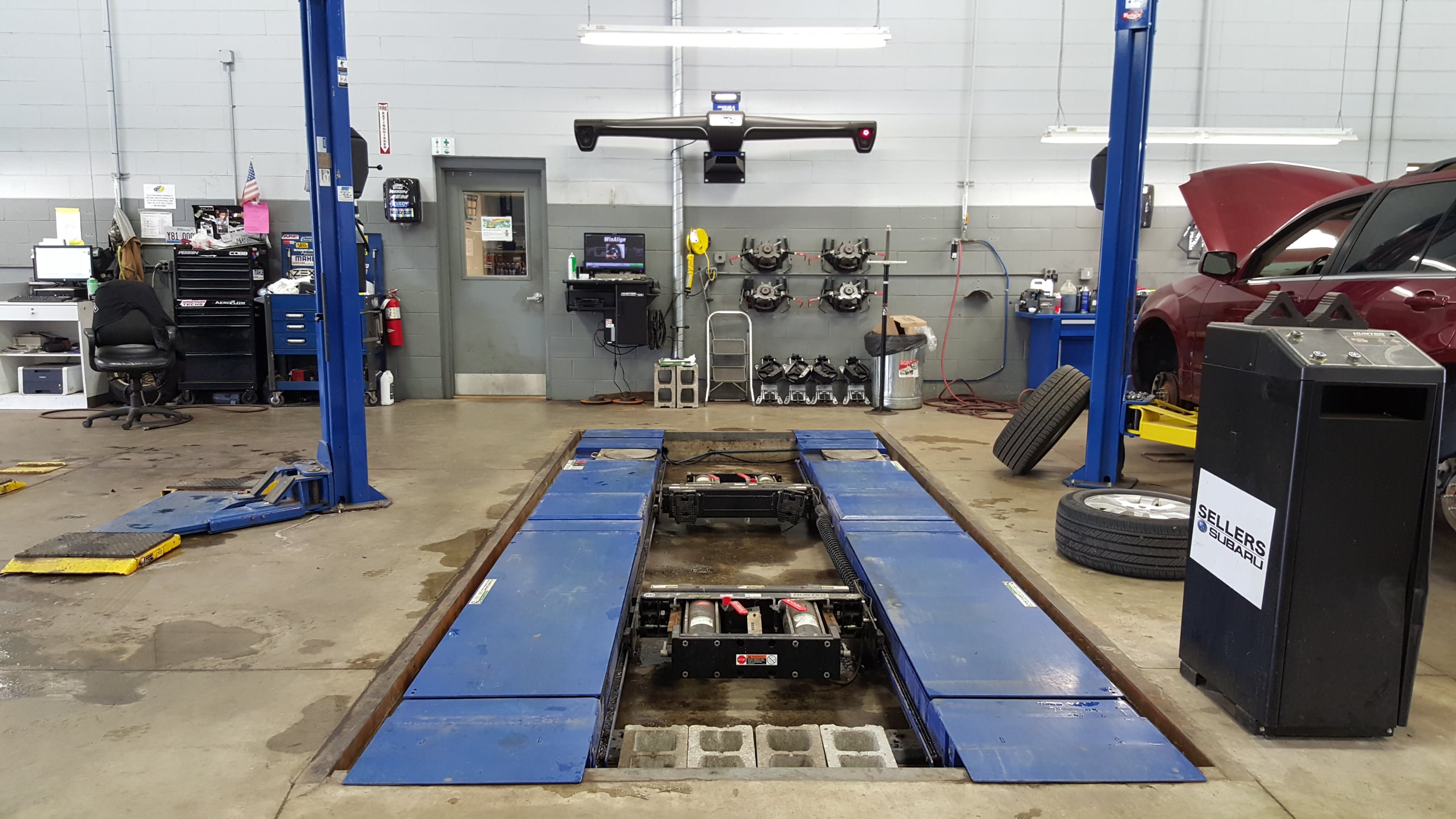 wheel alignment in Macomb