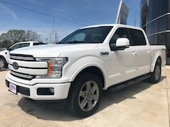 Used 2018 Ford F-150 Lariat Crew Cab Short Bed Truck
