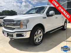 Used 2019 Ford F-150 Lariat Crew Cab Short Bed Truck for sale in Seminole, OK