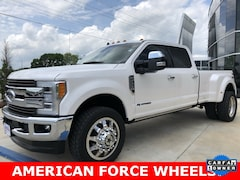 New 2019 Ford F-350 King Ranch Crew Cab Long Bed Truck in Seminole, OK
