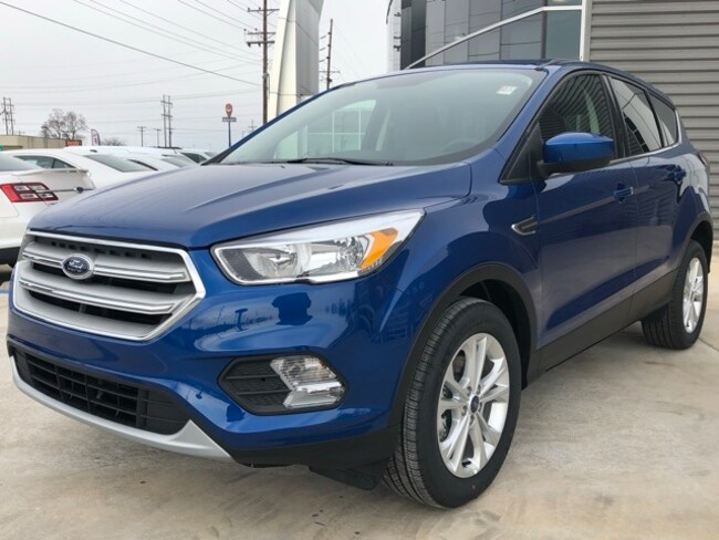 New 2019 Ford Escape SE SUV for sale in Seminole, OK
