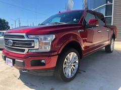 Used 2018 Ford F-150 Limited Crew Cab Short Bed Truck for sale in Seminole, OK