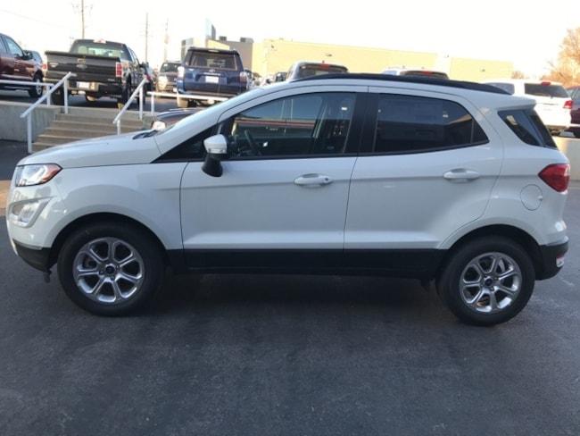 New 2018 Ford EcoSport SE Crossover for sale in Seminole, OK