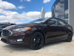 New 2019 Ford Fusion SE Sedan for sale in Seminole, OK
