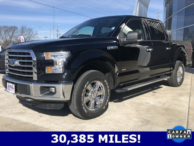 Used 2016 Ford F-150 XLT Crew Cab Truck for sale in Seminole, OK