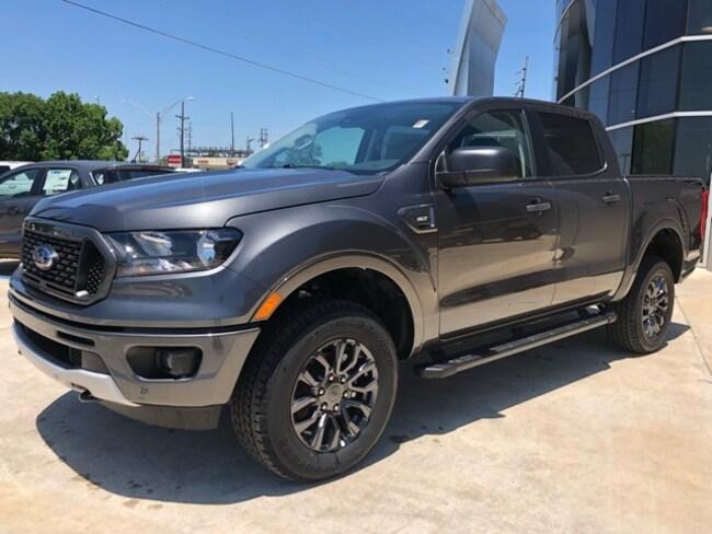 New 2019 Ford Ranger XLT Truck for sale in Seminole, OK