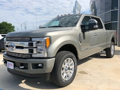 New 2019 Ford Superduty F-250 Limited Truck in Seminole, OK