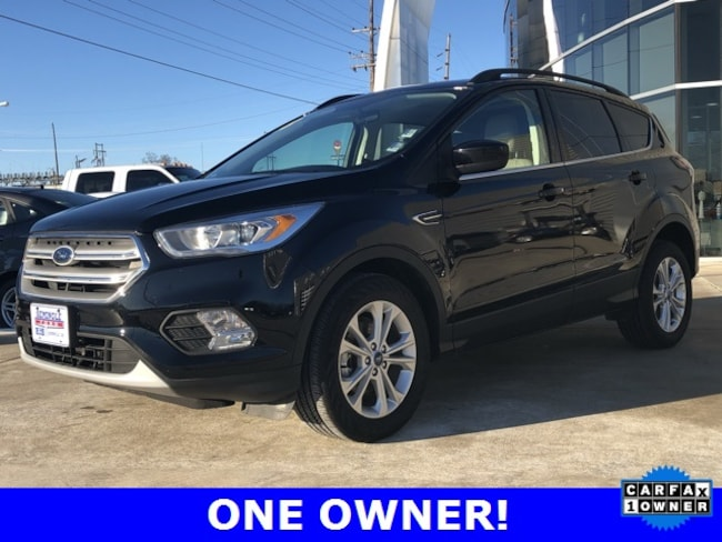 Used 2018 Ford Escape SEL SUV for sale in Seminole, OK