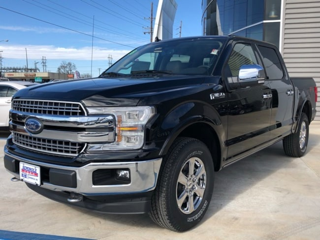 New 2018 Ford F-150 Lariat Truck for sale in Seminole, OK