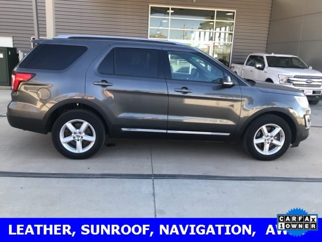 Used 2016 Ford Explorer XLT SUV for sale in Seminole, OK