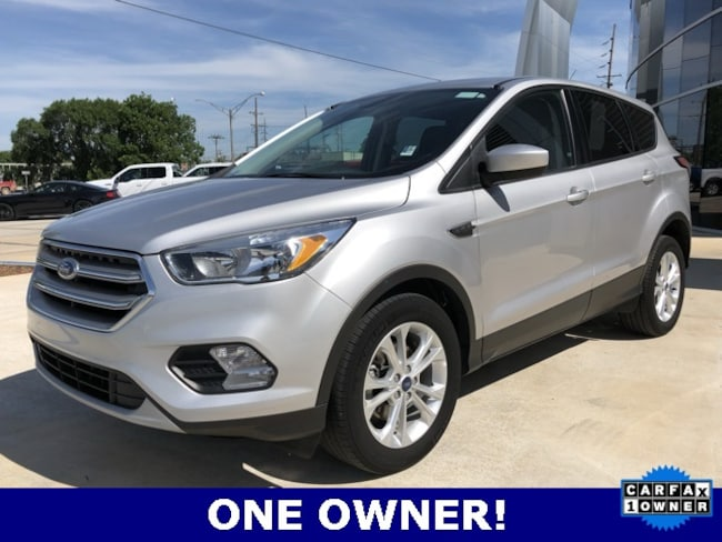 Used 2017 Ford Escape SE SUV for sale in Seminole, OK