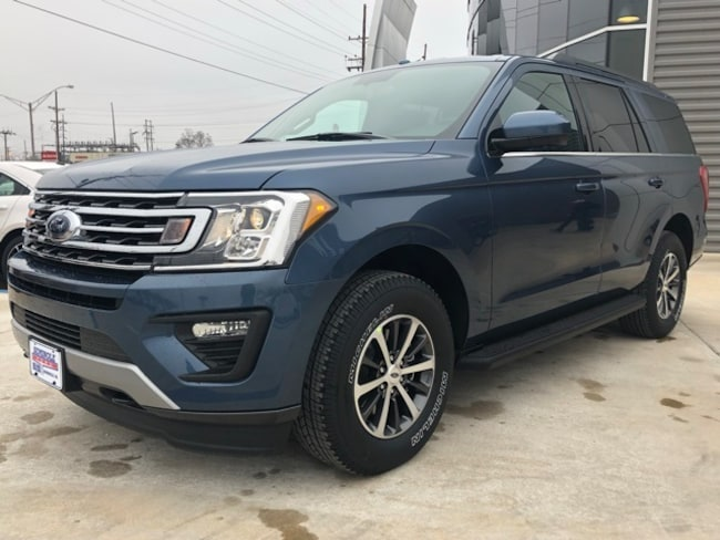 New 2019 Ford Expedition XLT SUV for sale in Seminole, OK