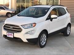 2018 Ford EcoSport SE Crossover in Seminole, OK