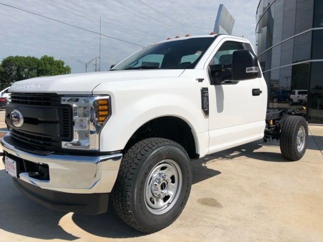 New 2019 Ford Chassis Cab F-350 XL Commercial-truck for sale in Seminole, OK