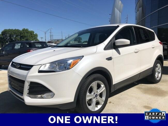 Used 2016 Ford Escape SE SUV for sale in Seminole, OK