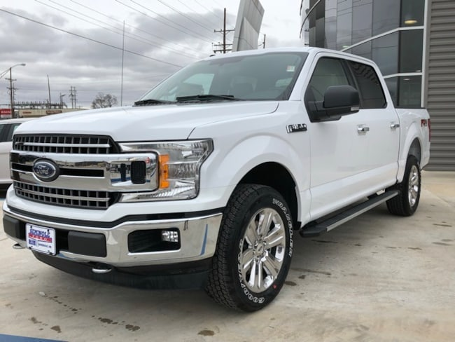 New 2018 Ford F-150 XLT Truck for sale in Seminole, OK