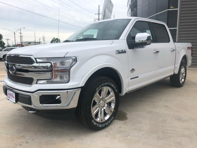 New 2019 Ford F-150 King Ranch Truck for sale in Seminole, OK