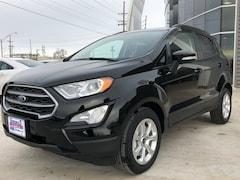 New 2019 Ford EcoSport SE Crossover for sale in Seminole, OK