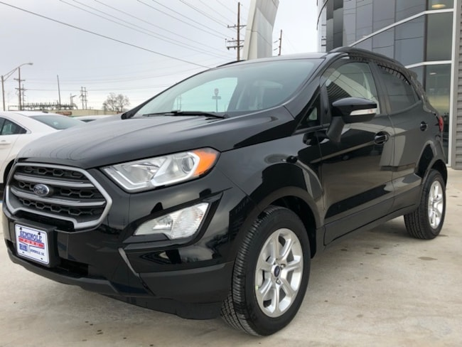New 2019 Ford EcoSport SE Crossover for sale in Seminole, OK