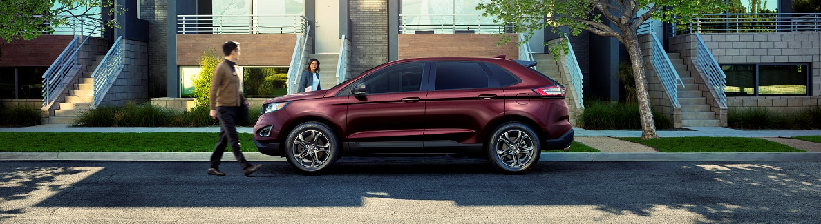 The Ford Edge Vs The Chevrolet Traverse In Seminole Ok