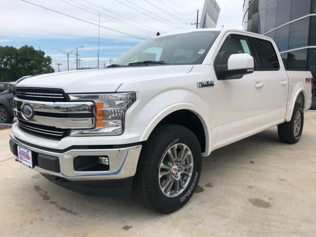 New 2019 Ford F-150 Lariat Truck for sale in Seminole, OK