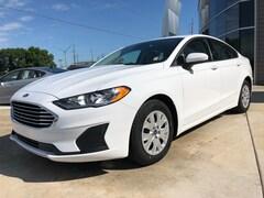 New 2019 Ford Fusion S Sedan for sale in Seminole, OK