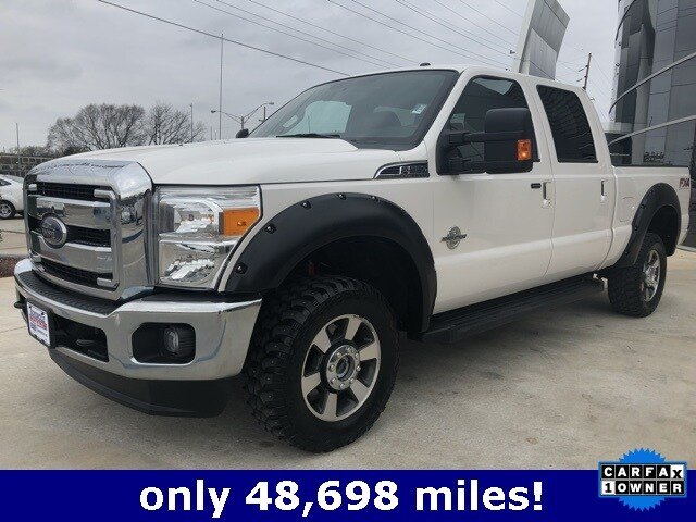 Used 2015 Ford F-350 Lariat Super Duty Crew Cab Truck for sale in Seminole, OK