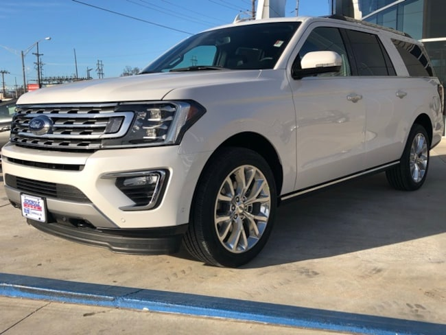 New 2019 Ford Expedition Limited SUV for sale in Seminole, OK
