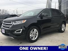 Used 2017 Ford Edge SEL SUV for sale in Seminole, OK