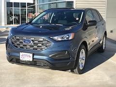 New 2019 Ford Edge SE Crossover in Seminole, OK