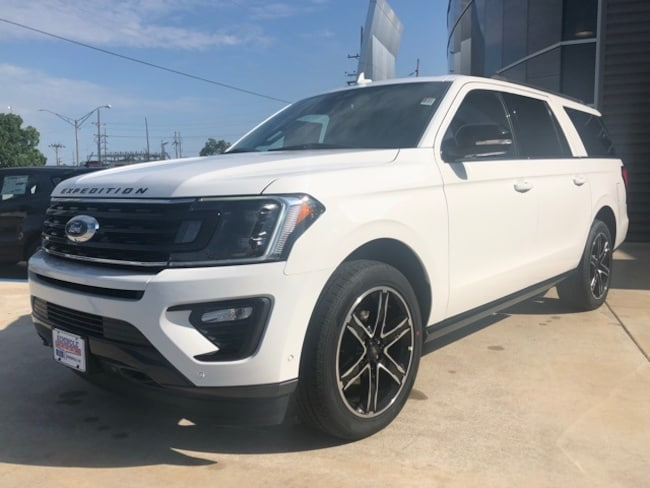 New 2019 Ford Expedition Limited MAX SUV for sale in Seminole, OK