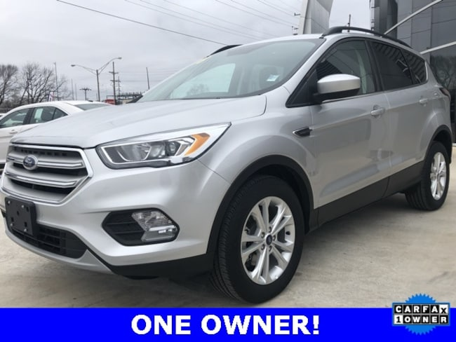 Used 2018 Ford Escape SEL SUV for sale in Seminole, OK