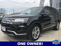 Used 2018 Ford Explorer Limited SUV for sale in Seminole, OK