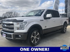 Used 2016 Ford F-150 King Ranch Crew Cab Truck