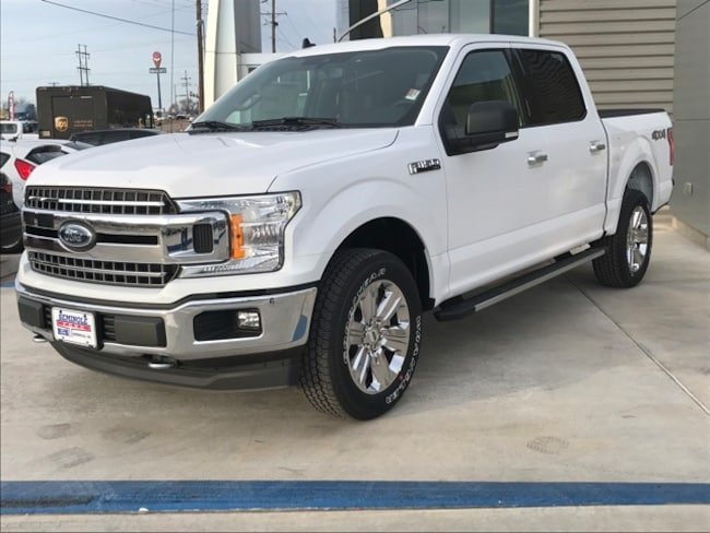 New 2019 Ford F-150 XLT Truck for sale in Seminole, OK