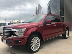 New 2019 Ford F-150 Limited Truck in Seminole, OK