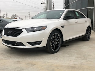2019 Ford Taurus SHO Sedan