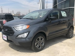 New 2019 Ford EcoSport S Crossover for sale in Seminole, OK