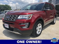 Used 2017 Ford Explorer XLT SUV for sale in Seminole, OK