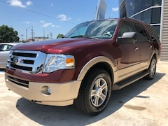 Used 2012 Ford Expedition XLT SUV for sale in Seminole, OK
