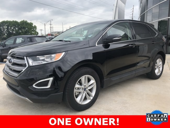 Used 2018 Ford Edge SEL SUV for sale in Seminole, OK